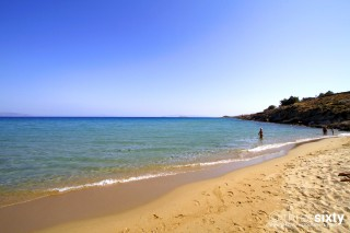 about paros narges hotel pounda beach