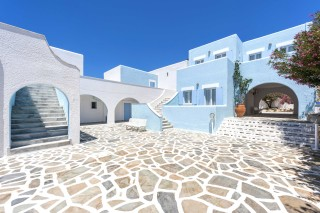 narges hotel complex in paros
